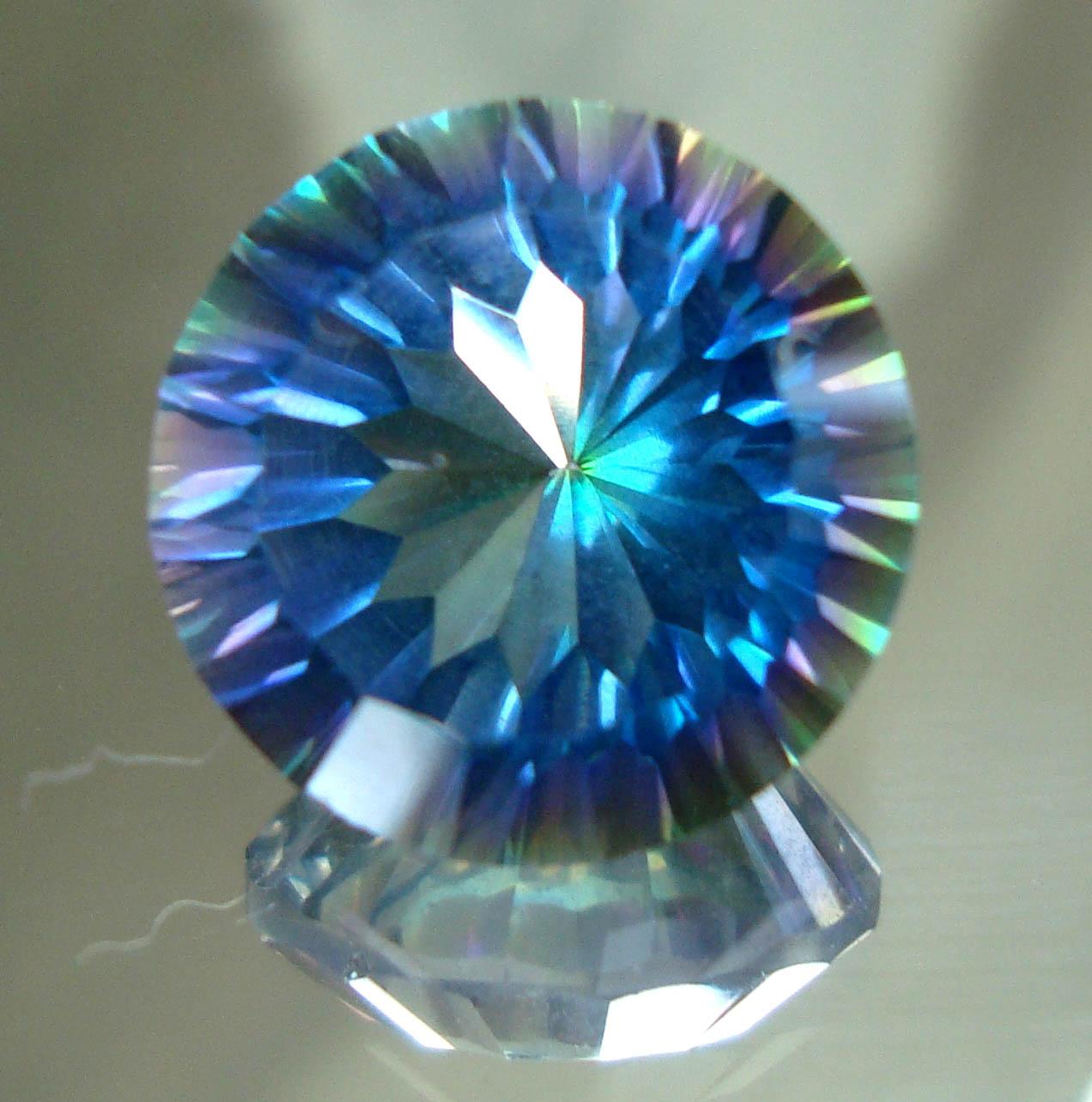 Khasiat Batu Kalimaya Pelangi Natural Mystic quartz ...