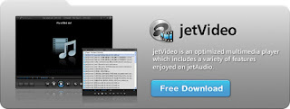jetVideo is able to playback most video file formats and convert video files. jetVideo also has special sound effects and subtitle features.