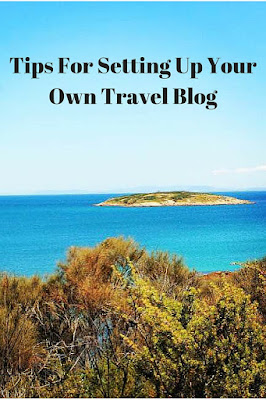 Tips for Setting Up Your Own Travel Blog