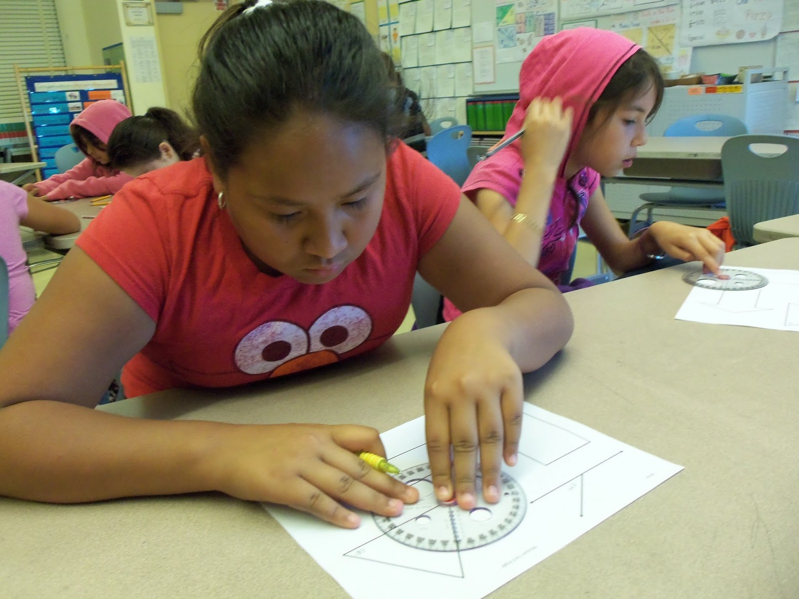Mom And Me Math Activities 4 C 6 Measure Angles Using