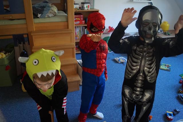 kinderkostüme für halloween