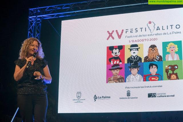 Sodepal concede la 'Estrella Arco Iris' del Festivalito al corto 'Contagios' por el talento al visibilizar los sentimientos de una trans