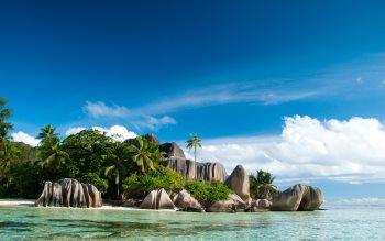Wallpaper: Seychelles