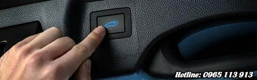 cốp mở điều khiển Hyundai SantaFe