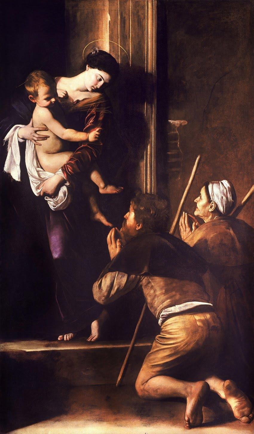 Pietre vive caravaggio il divino nell umano dentro for Caravaggio a milano