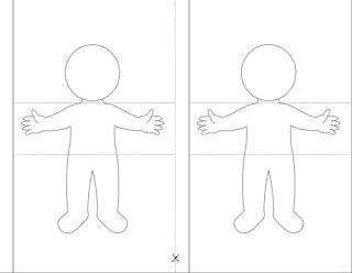 Okul Oncesi Minikleri Okul Oncesi Icin Vucut Flipbook Karikatur