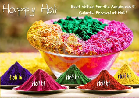 Happy Holi Images All