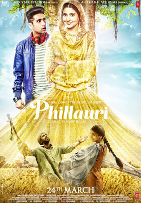 Phillauri 2017 Hindi DVDRip 480p 200Mb HEVC x265