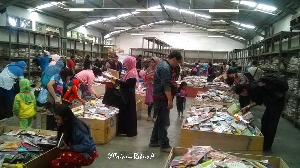 Buku murah 5000 Gramedia Big Sale