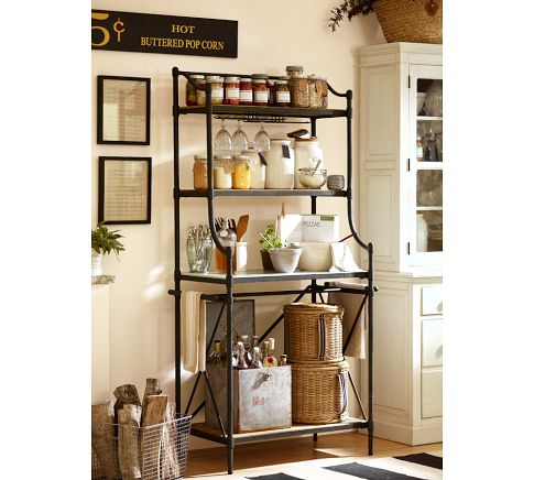 Baker\'s Racks Done Right | Driven by Decor