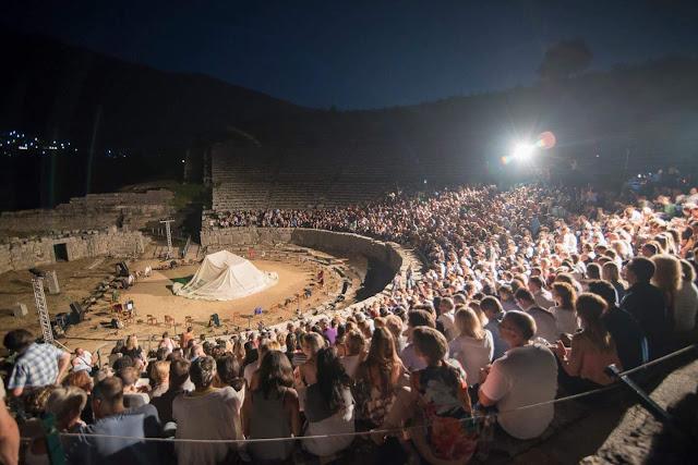 Γιάννενα: Φεστιβάλ Αρχαίου Δράματος με σπουδαίες παραστάσεις