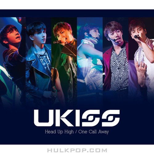 U-KISS – Head Up High / One Call Away – Single