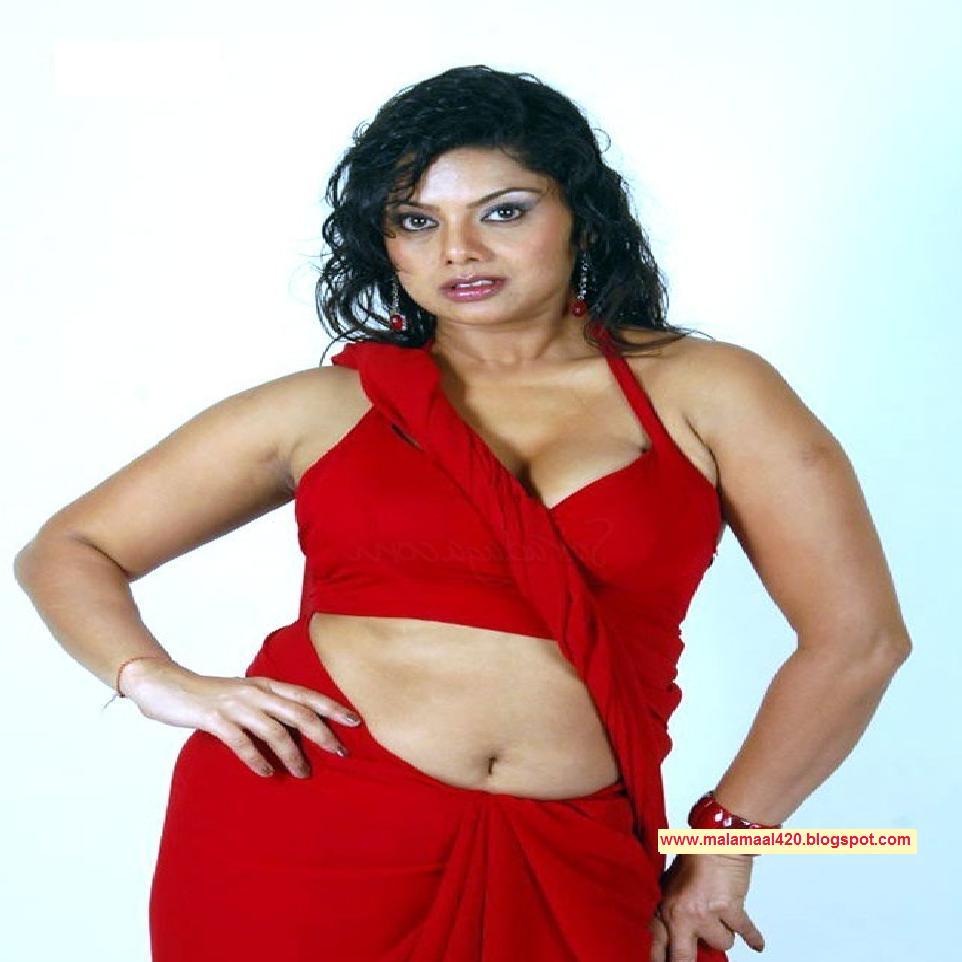 Swathi Verma Drogam Poster: Nesha Jawani Ki: Swati Verma Hot In Red Blouse Hot Pictures