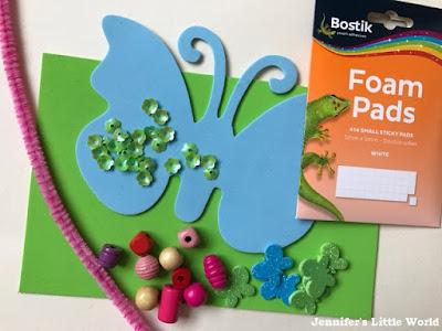Bostik craft materials