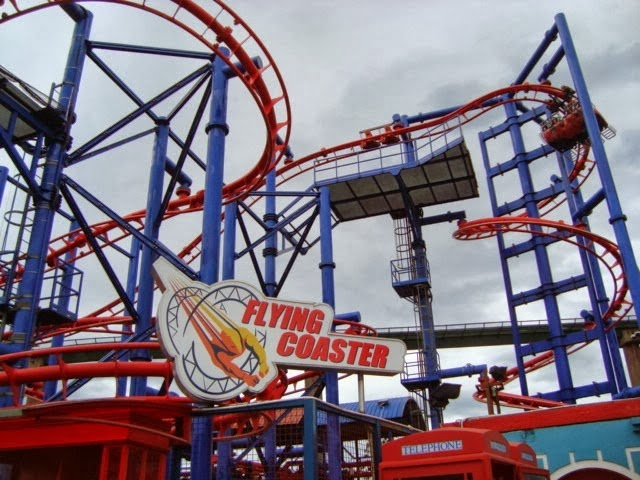 Flying+Coaster+Genting+Highland