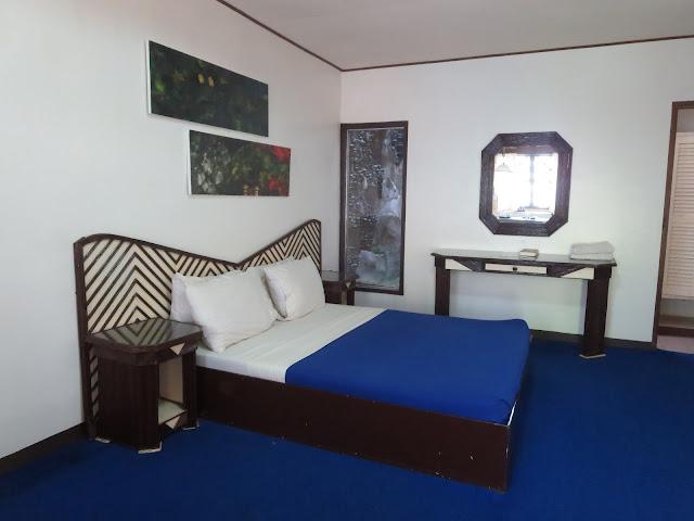 agzam resort hotel room kalibo