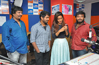 Shravya in skirt and tight top at Vana Villu Movie First Song launch at radio city 91.1 FM ~  Exclusive 129.JPG
