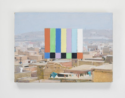 Francis Alÿs, Reel-Unreel, contemporary drawing, painting