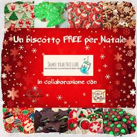 Un biscotti FREE per Natale