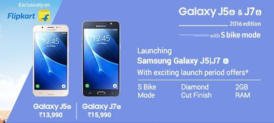 Samsung Galaxy J5 & J7