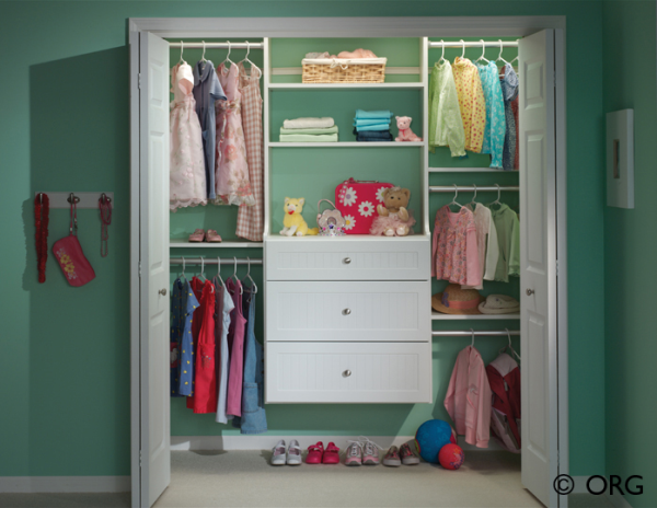 Most Useful And Efficient Kid S Closets Designs Home