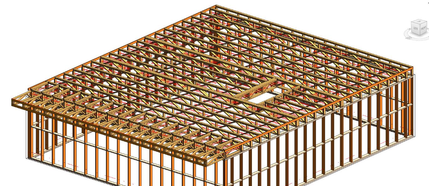 Revit Add-Ons: Metal Framing Truss+ – Steel Roof Truss Wizard