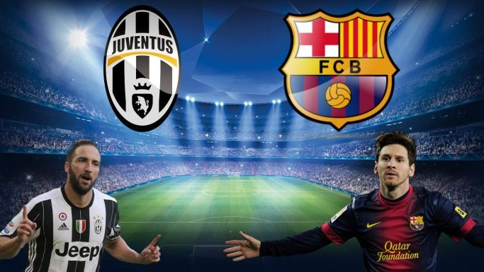 DIRETTA JUVENTUS-BARCELLONA Streaming Rojadirecta dove vedere LIVE Web e in TV