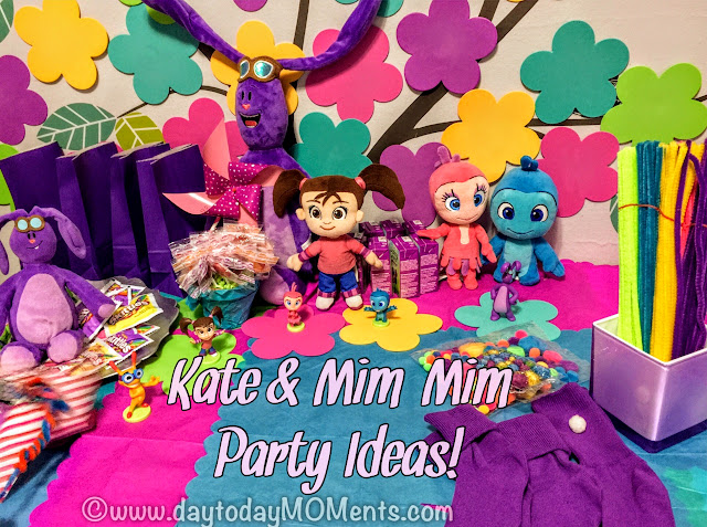Kate and Mim Mim Party Ideas