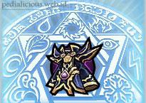 LostSaga Rare Gear Arcanist Robe