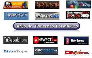 las mejores webs de torrents españolas