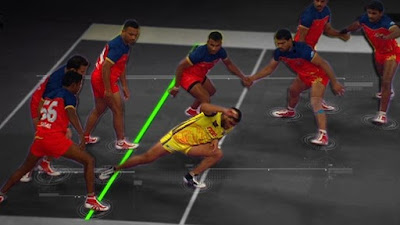 Download Kabaddi (Wrestling) Game Highly Compressed