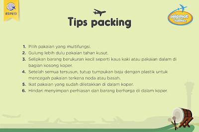Tips Packing Sobat Aviasi