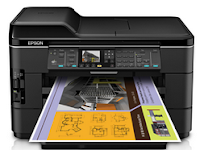 Epson WF-7520 driver download for Windows, Mac, Linux