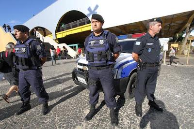 Guarda Municipal de Ponta Grossa (PR) reforça policiamento durante eleições