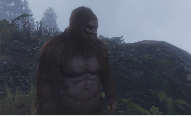 GTA 5,  Legendary Bigfoot, Guide