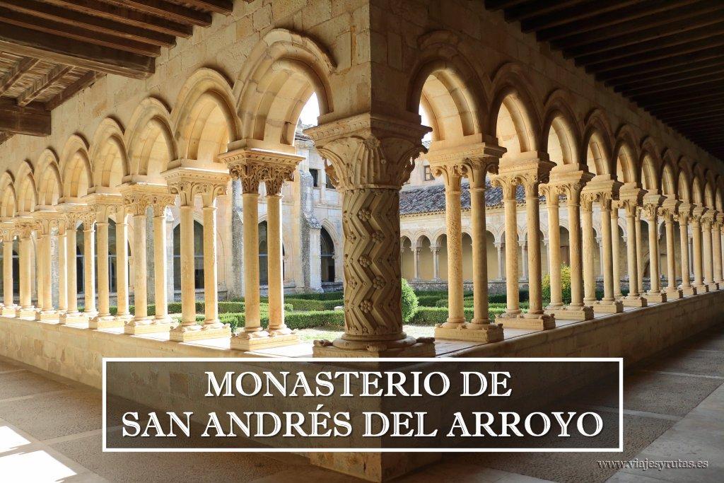 Monasterio de San Andrés del Arroyo, joya románica palentina