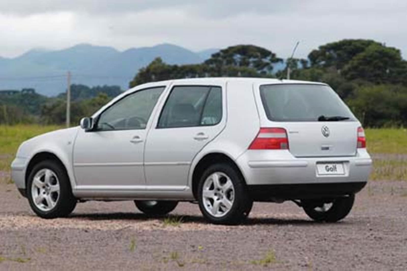VW Golf Generation 2003