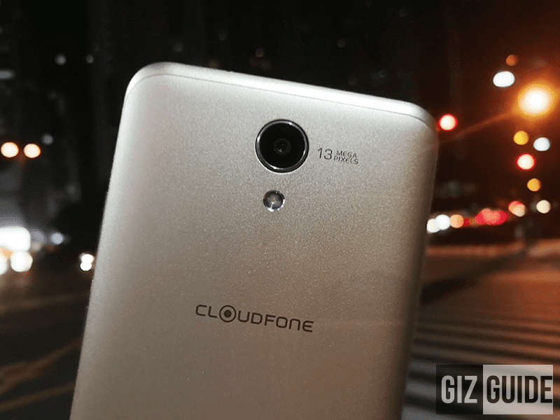 Cloudfone Excite Prime 2: Night Mode Camera Samples