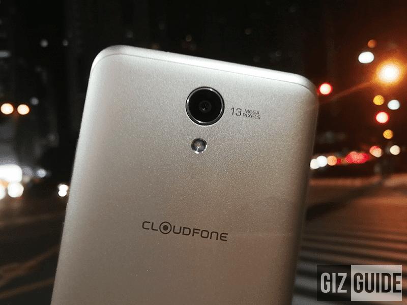 Cloudfone Excite Prime 2: Night Mode Camera Samples