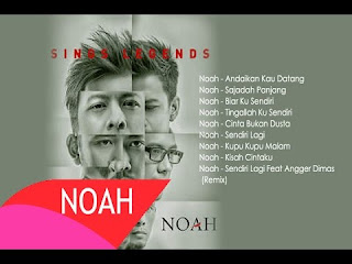 Download Full Album NOAH - Sings Legends