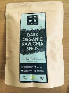Healthy Bee Organic Chia Seeds