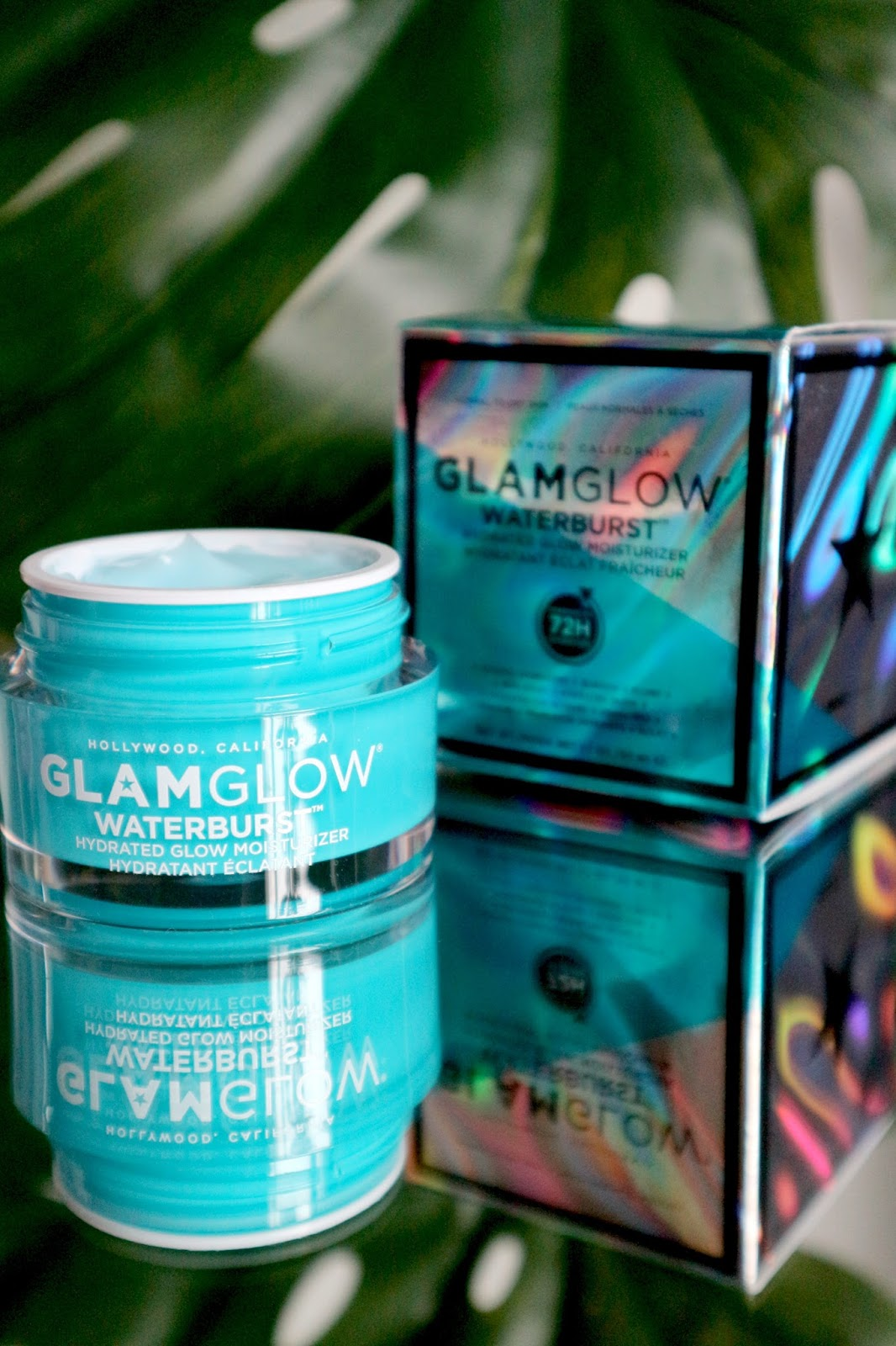 GLAMGLOW WATERBURST review
