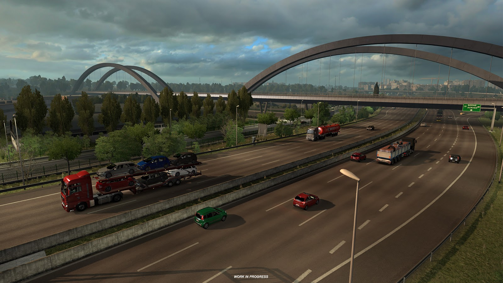 Italy Expansion for Euro Truck Simulator 2 | Band of Others