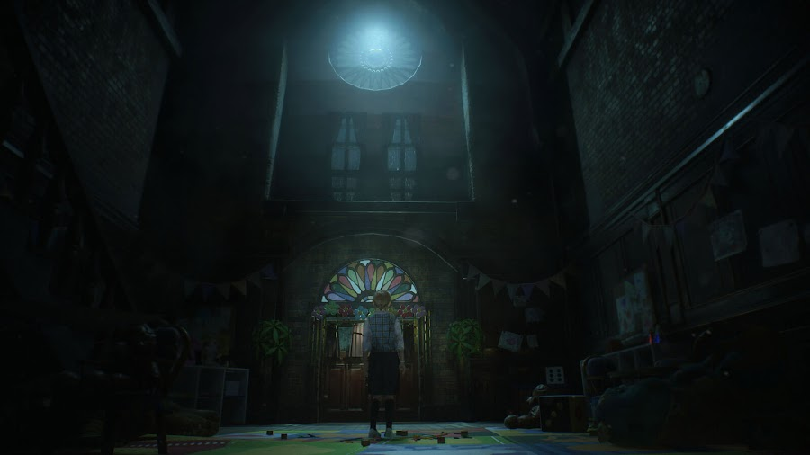 resident evil 2 remake sherry birkin screens 1