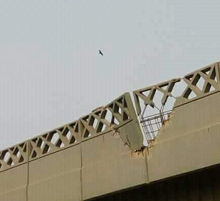 Jubilee bridge Abule Egba is a disaster waiting to happen