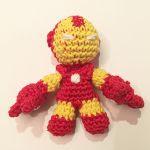 Iron Man Amigurumi – Minasscraft Patrones Amigurumis | 150x150