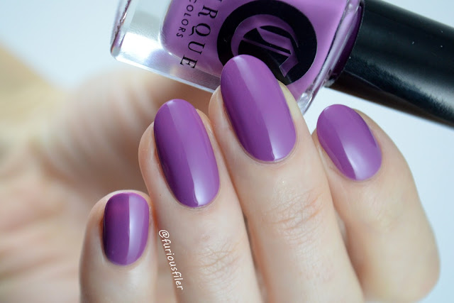 cirque cosmopolitan swatch furious filer violet