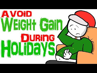 How To Avoid Gaining Weight During the Holiday