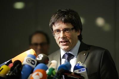 Spain drops Global arrest warrants for Puigdemont, other Catalans