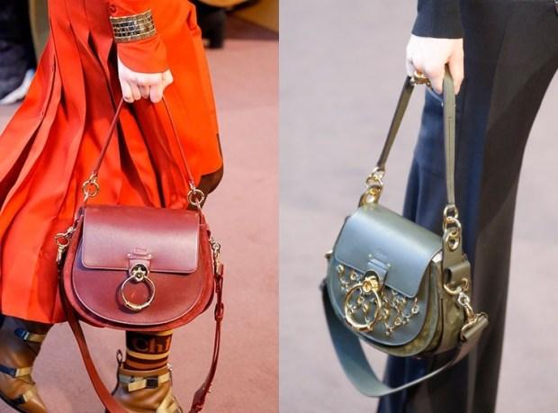 Fall-Winter 2018-2019 Women's Shoulder Handbags Fashion Trends